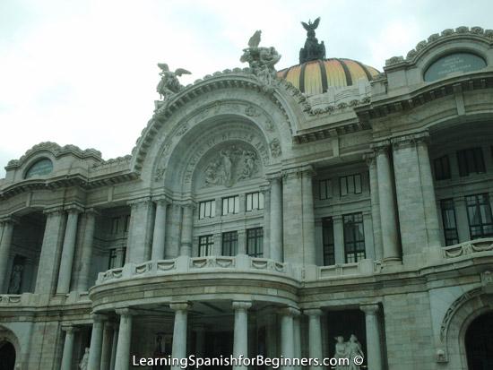 Mexico City - Palacio de Bellas Artes 1