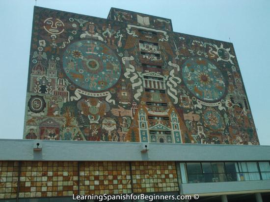 Mexico City - UNAM 1