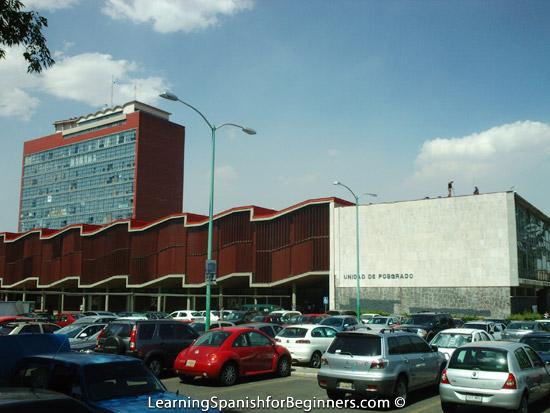 Mexico City - UNAM 9.2