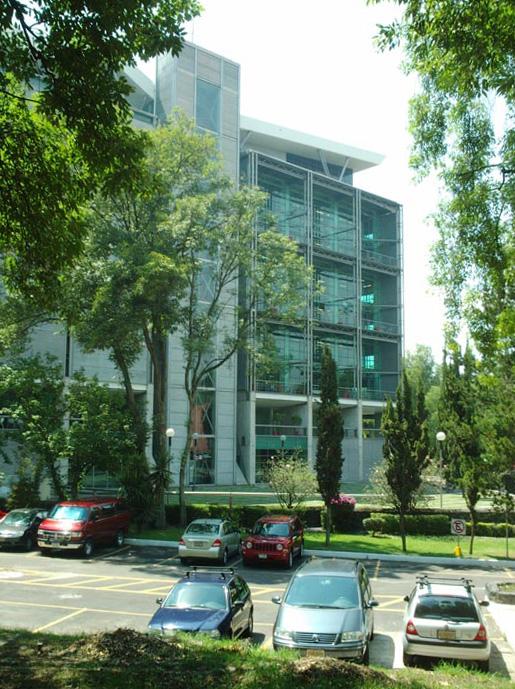 Mexico City - UNAM - Engineering Building