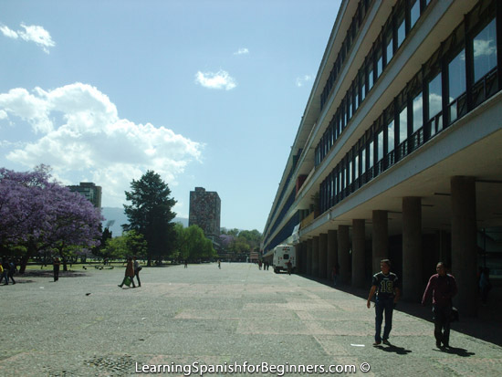 Mexico City - UNAM